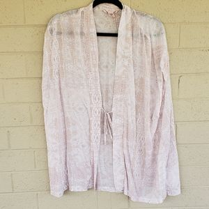 Pastel Pink Cover Up